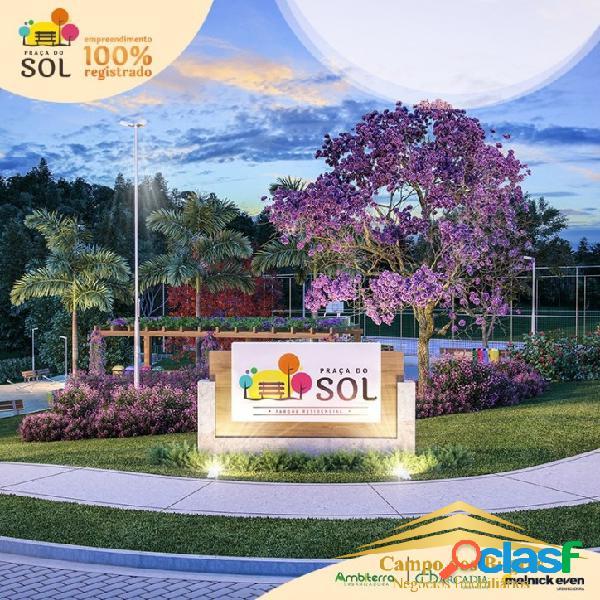 Praça do sol parque residencial