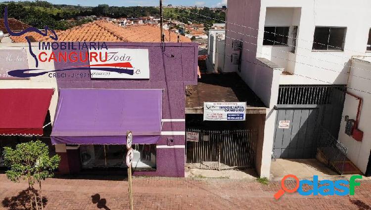 Comercial / residencial - 700 m2 - centro - piraju