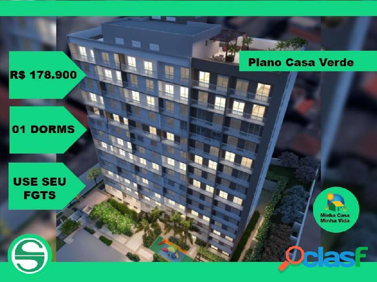 Apartamento casa verde - 1 dormitório