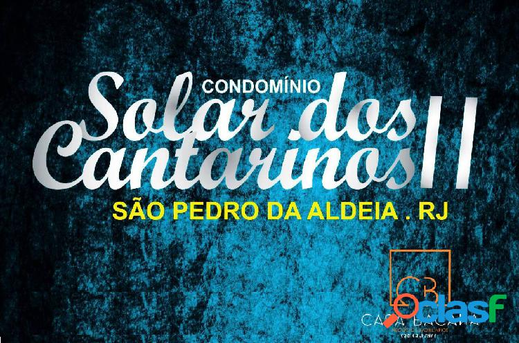 Lotes - condomínio solar dos cantarinos ii