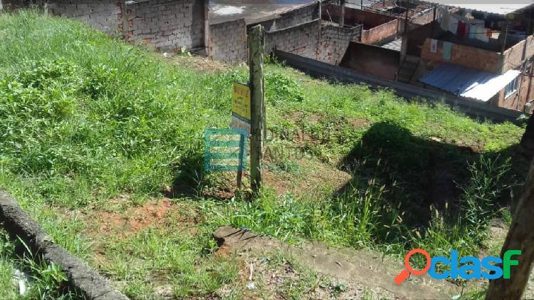 Edinaldo s. imóveis - vila esperança, terreno de 169m2 com escritura