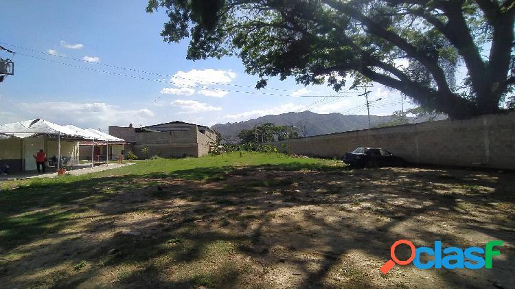 Terreno comercial en venta san diego 2880m2