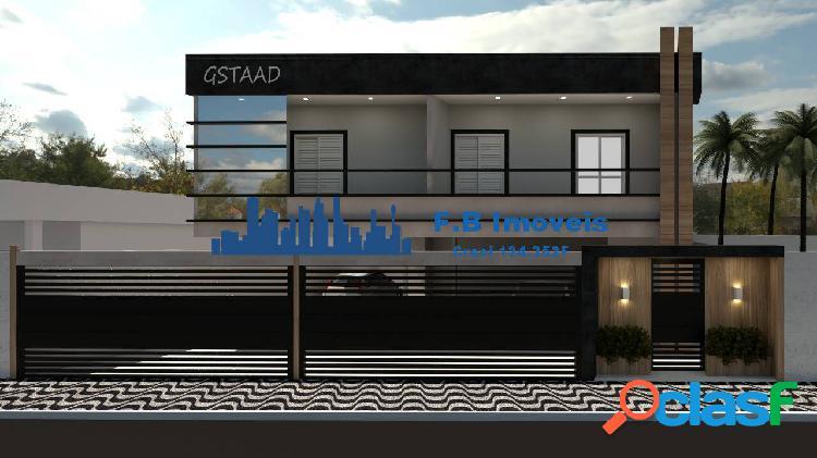 Lançamento casa condomínio bairro ocian á partir de r$ 185.000