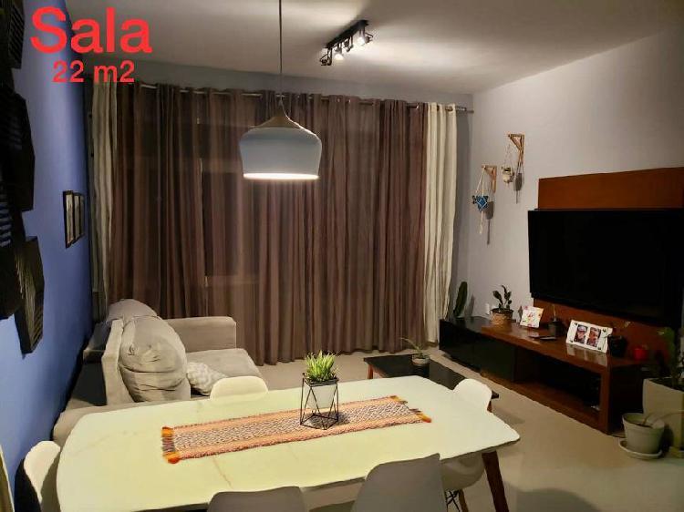 Apartamento para venda possui 116 metros quadrados com 4