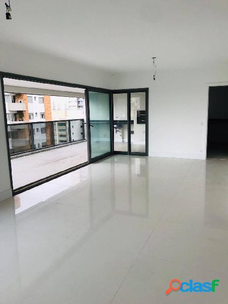 Apartamento para venda campo belo, 4 quartos, 4 vagas, 193m