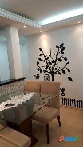 Apartamento para venda campo limpo, 2 quartos, 1 vaga, 44m