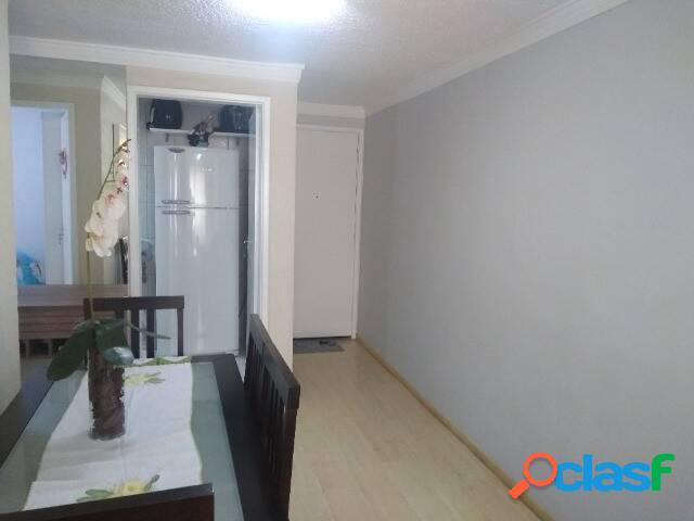 Apartamento para venda campo limpo, 3 quartos, 1 vaga, 57m
