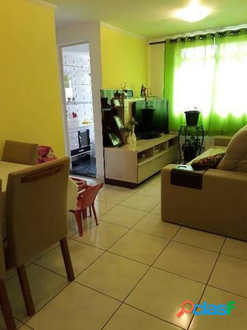 Apartamento para venda jardim macedônia, 2 quartos, 1 vaga, 58m.