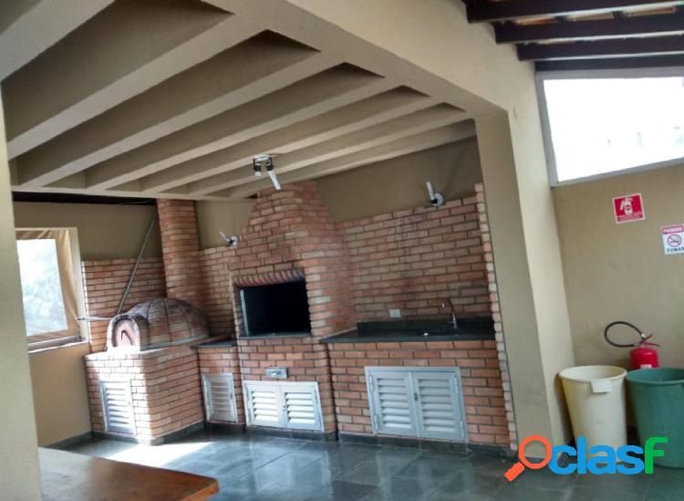 Apartamento campo grande a venda, 3 quartos, 1 vaga, 70m.