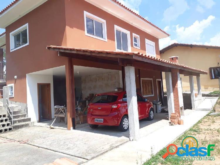 Excelente casa nova 3 suítes no condomínio residencial monte catine
