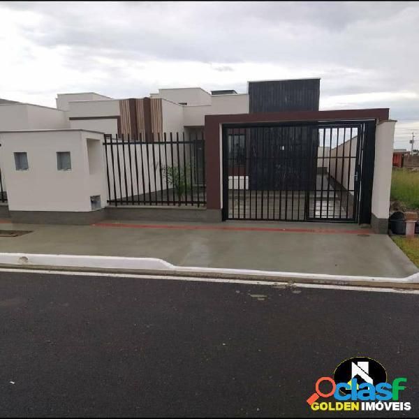 Casa individual dois dormitórios no loteamento dom geraldo em tijucas sc