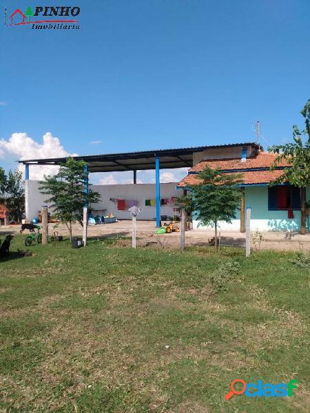 Fazenda localizada no município de santa maria da serra