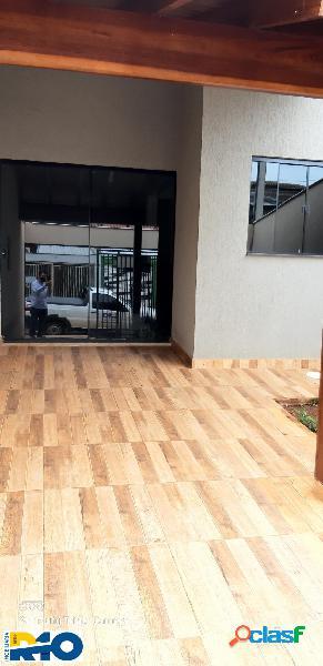Casa geminada para venda 2 quartos, suíte, zona leste, jd. chamonix