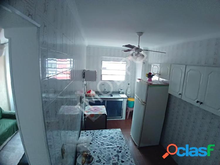 Res. araryana - apartamento com 1 dorms em praia grande - ocian por 155.000,00 à venda
