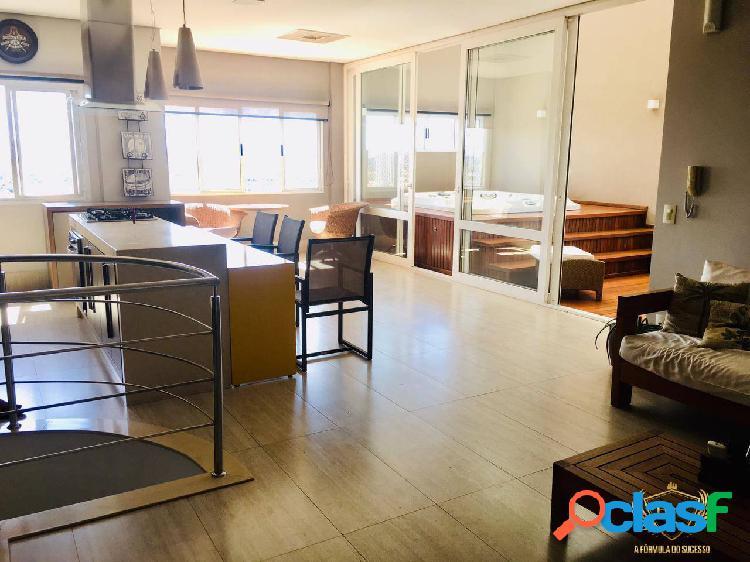 Cobertura Duplex a venda de Alto Padrão no Edifício Nova Petrópolis 3