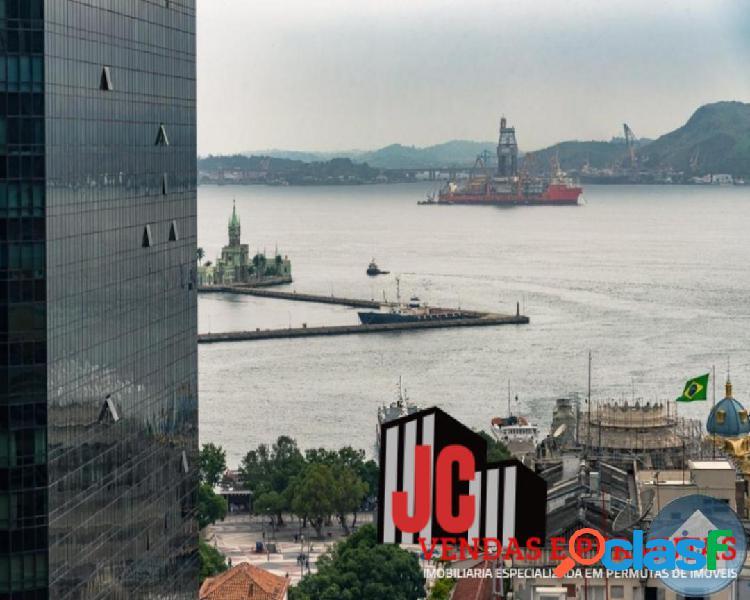 Rio de janeiro(centro) comercial+top ac/permuta 100%angra/região lagos