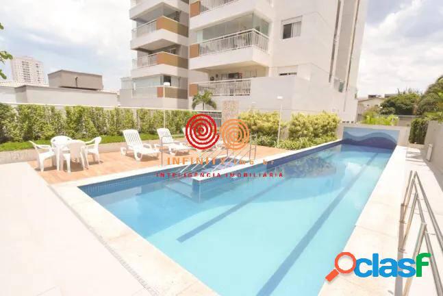 Apartamento com varanda gourmet 2 dormitórios e 1 suíte na vila carrão
