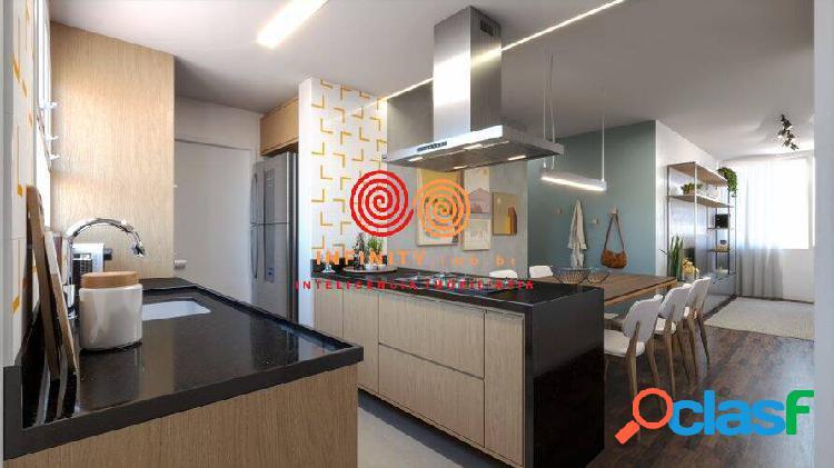 Apartamento de 2 quartos, 86m² à venda no consolação