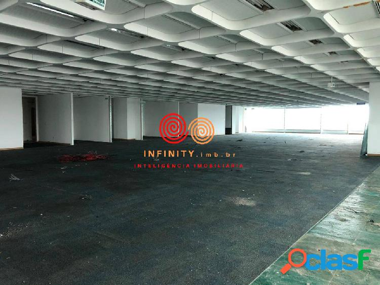 Lajes 3.070 m² centro empresarial - jardim são luís, são paulo - sp