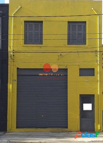 Galpão - 350 m² prédio comercial / residencial na aclimação / cambuci