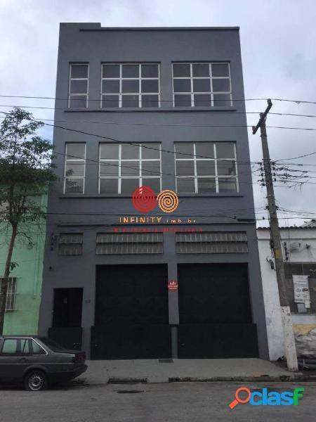 Prédio comercial, 900 m², - mooca - são paulo/sp