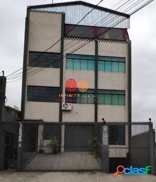 Prédio comercial 500 m² ac de 3 andares - ipiranga
