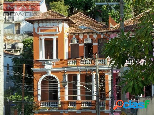 Venda - casa comercial de 532 m² - santa teresa/rj