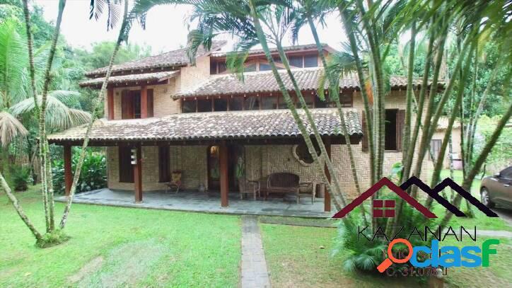 Casa 4 dormitórios - paúba - são sebastião - litoral norte