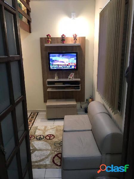 Apartamento sala living boa vista mobiliada