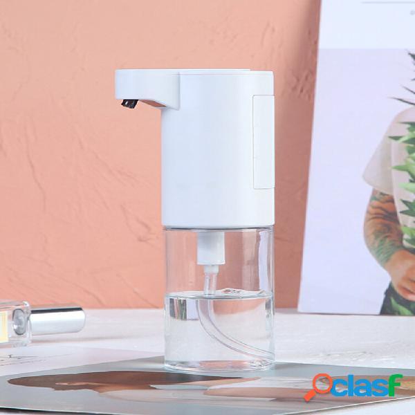 Xiaowei x7 100mlni indução automática sensor espuma sabão dispensador touchless banheiro