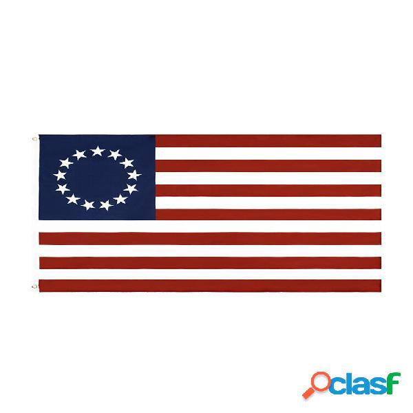 90x150cm bandeira americana bandeira dos eua blue line bandeira dos eua bandeira dos estados unidos the stars and the st
