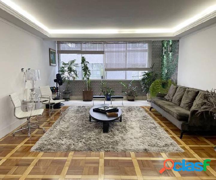 Apartamento no jardim paulista com 3 quartos à venda ou aluguel