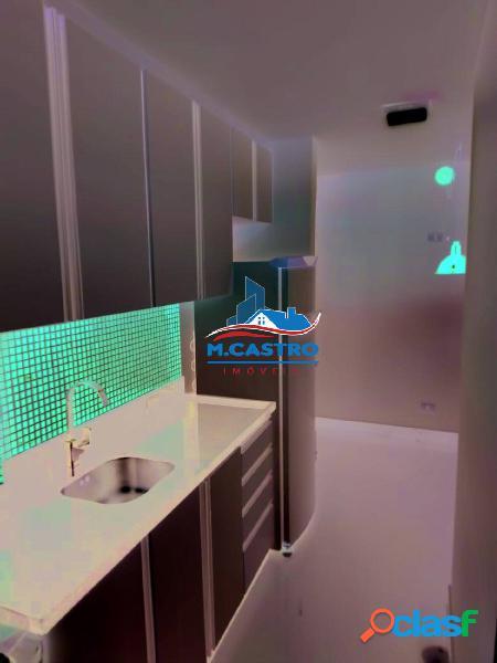 Apartamento 02 dormitórios - 54 m² - fácil acesso metro campo limpo