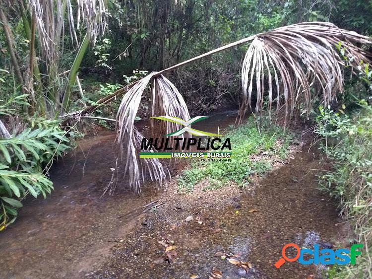 Sítio à venda em uberlândia mg com muita água para irrigação