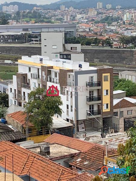 Apartamento novo a venda na vila jaguara, com quintal financie:)