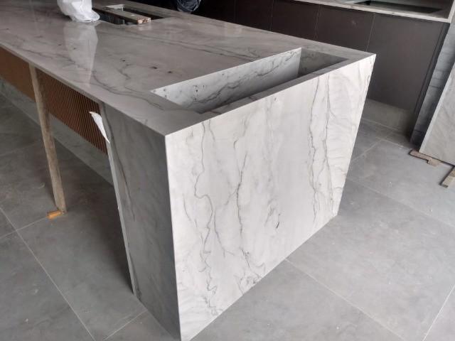 Quartzo granito marmore - decoração e ambiente