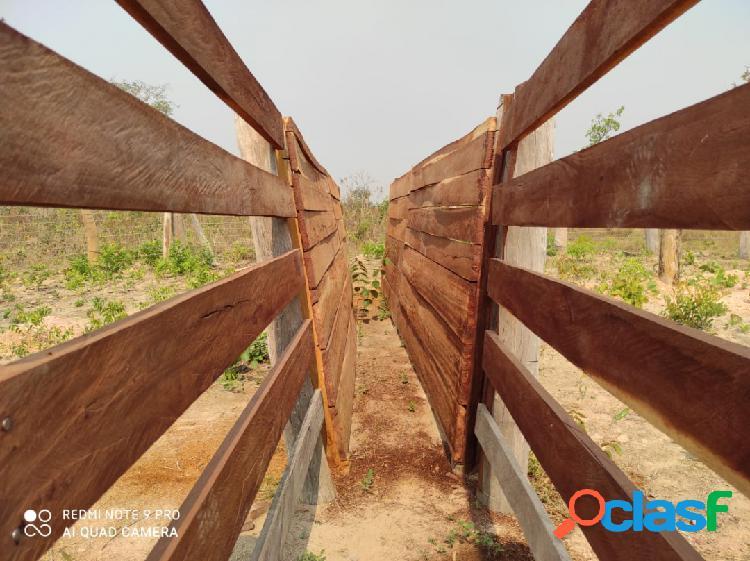 Fazenda 130 ha região do manso - chapada dos guimarães - mt