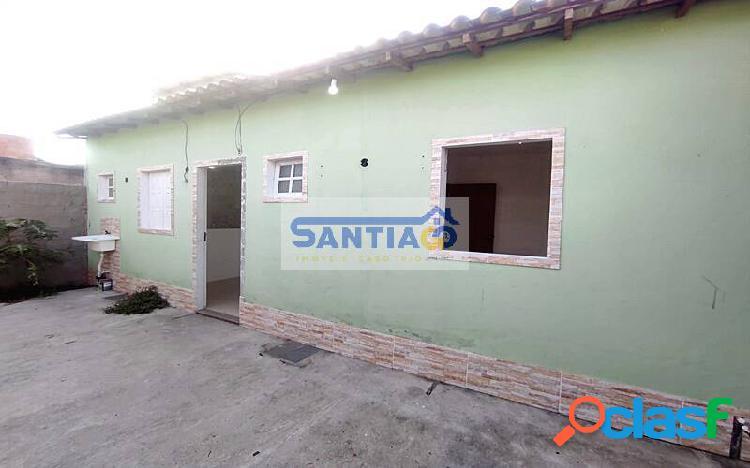 Casa independente a venda de 1 quarto no bairro jardim esperança cabo frio