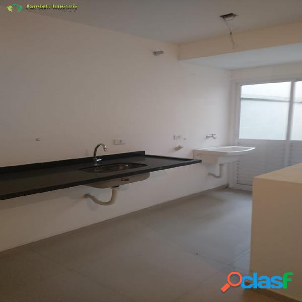 Apartamento sem condomínio, 3 dormitórios, vila valparaíso