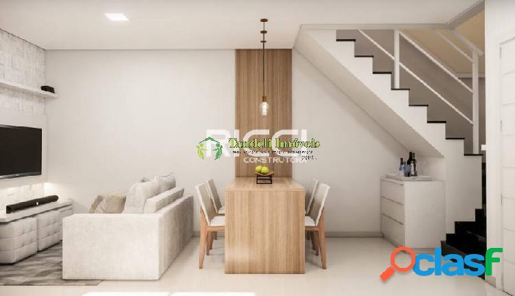 Apartamento sem condomínio 2 dormitórios (campestre)