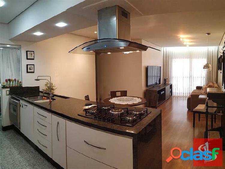 Apartamento com excelente localização e acabamento espetacular.