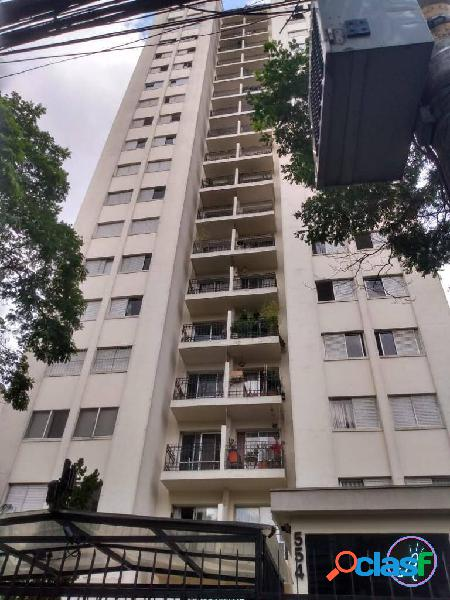 Excelente apartamento na Vila Madalena com 3 dorm e 2 vagas e varanda