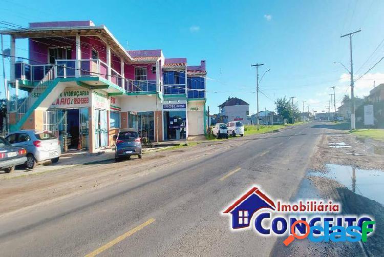C06 - apartamentos e salas comerciais na avenida principal de imbé/rs