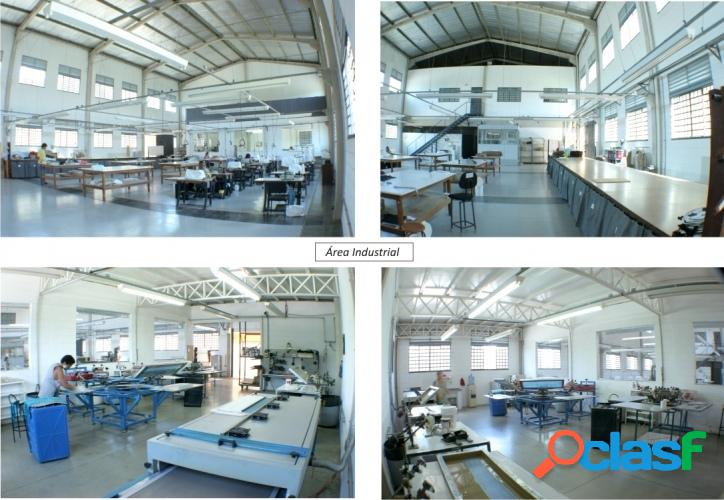 Galpão locação 984 m² em santana de parnaíba- sp.