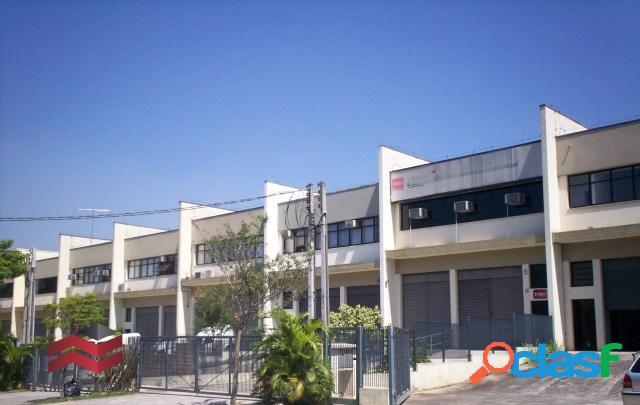 Galpão locação 1.000 m² tamboré, barueri,sp