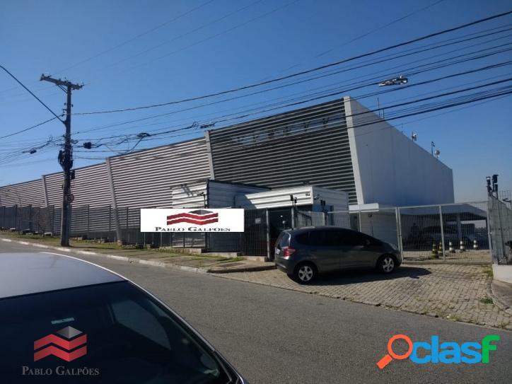 Prédio comercial venda e locação 4.378 m², polo tamboré, sp.