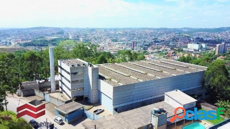 Galpão locação 3.700 m² itapevi,sp