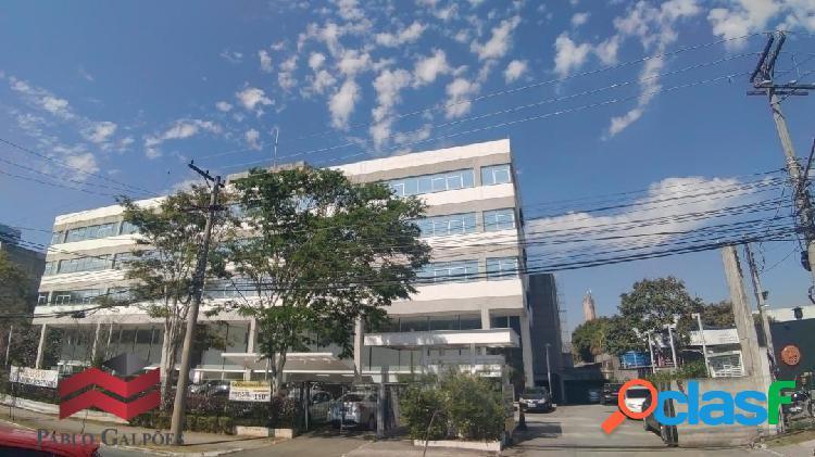 Prédio Comercial para Locação com 7.737 m² em Alphaville, SP 2