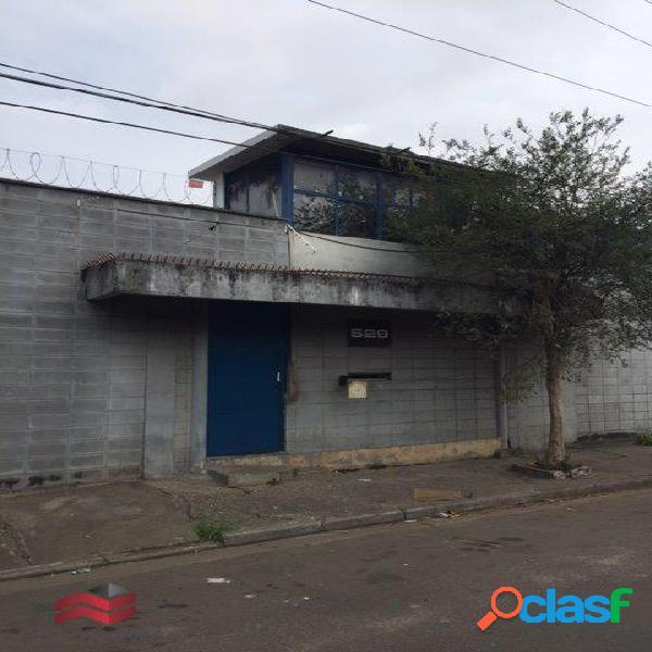Galpão 3.247 m² Locação Vila Leopoldina, São Paulo,SP 1