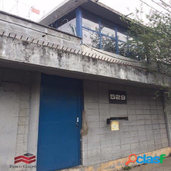 Galpão 3.247 m² Locação Vila Leopoldina, São Paulo,SP 2